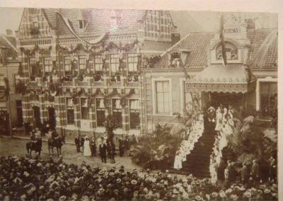Bouwhistorisch onderzoek stadhuis Wageningen